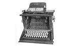 Màquina d'escriure de Shioles